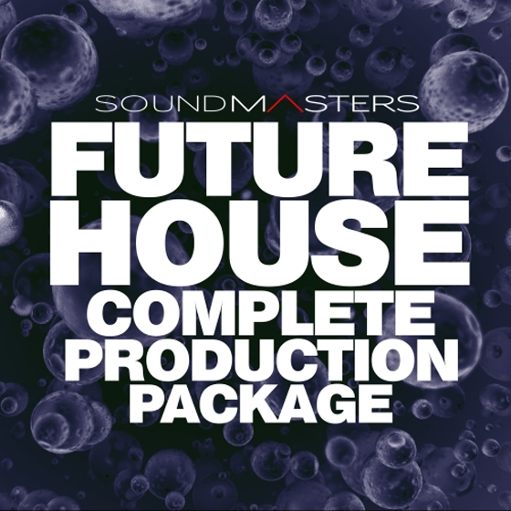 Soundmasters Future House Complete Production Package WAV Ableton Live NMSV